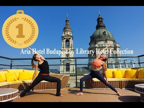 Top 1st rank hotel in the world in 2017-Aria Hotel Budapest by Library Hotel Collection