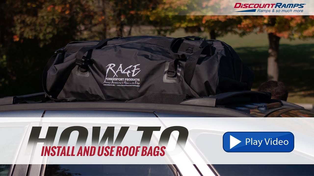 How To Roof Bags