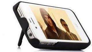 видео Аккумулятор для iPhone: проблемы с емкостью, дополнительные батареи.