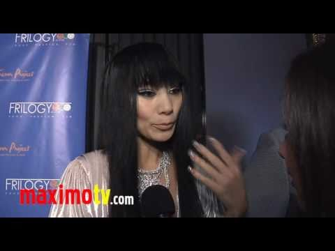 BAI LING Interview at FRILOGY.COM Launch