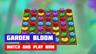 Garden Bloom · Game · Gameplay