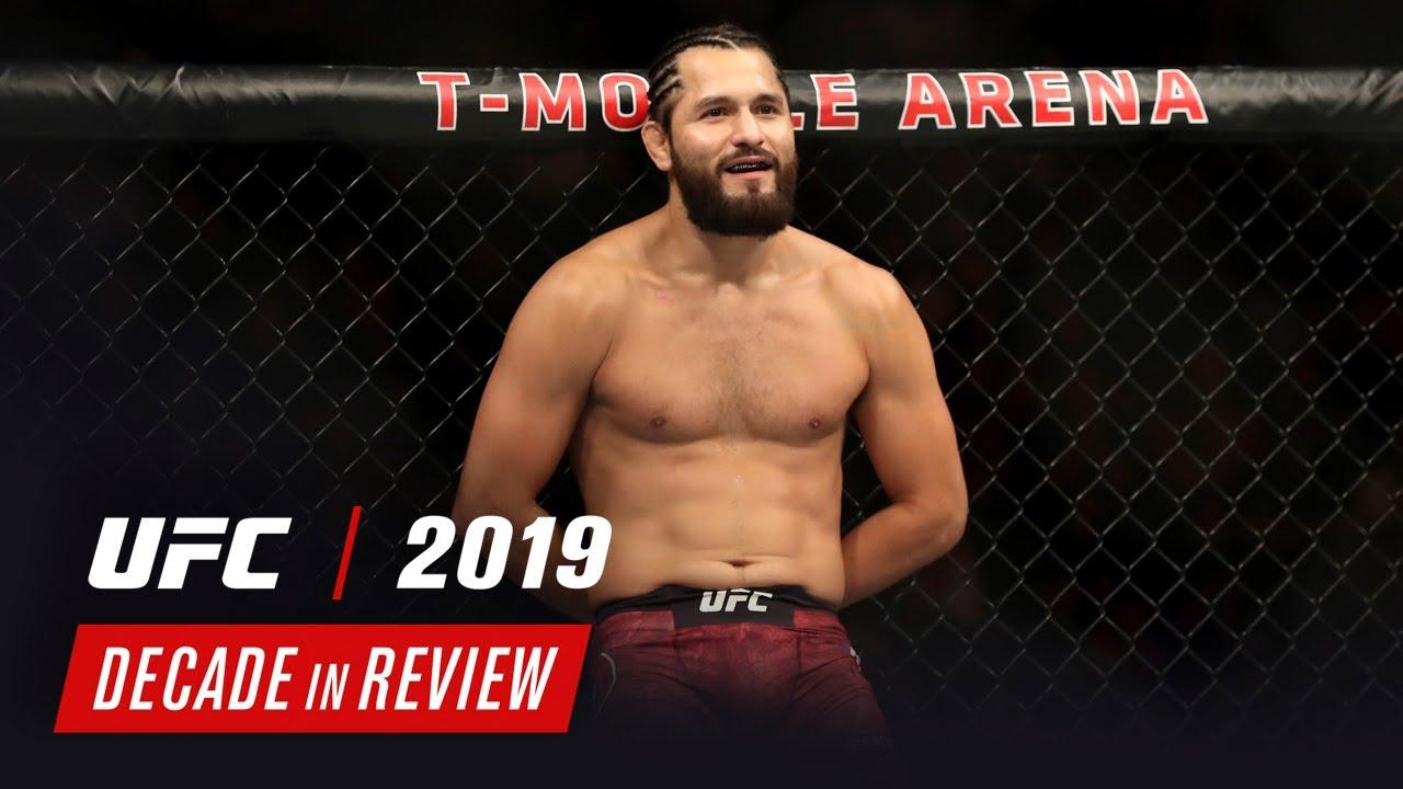 Revisando la Década: UFC 2019