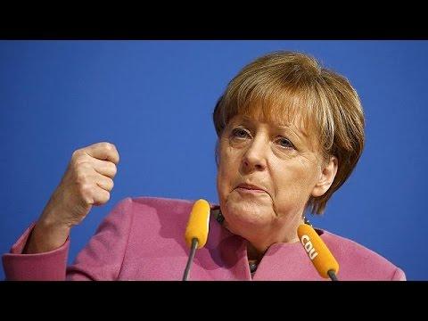 """Merkel: """"Suç işleyen sığınmacılar sınır dışı edilebilir"""""""