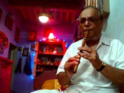 Aaja re Pardesi - Instrumental Flute By Hasit Baxi