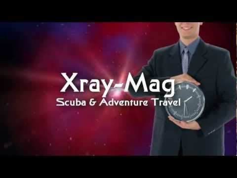 XRAY Mag: Digital Marketing Platform for Scuba and Adventure Travel - Audio & Video
