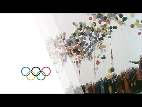 The 1976 Montreal / Innsbruck Olympic Film - Part 1 | Olympic History