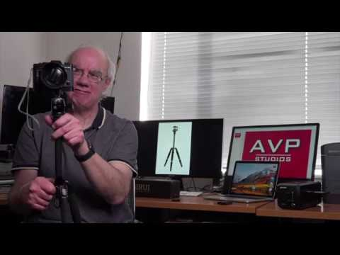 Sirui T 025sk Carbon Tripod Review Youtube