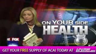 Acai Berry Superfood Miracle Diet! Weight Loss & Anti Aging Supplement Featured On Oprah & DrOz