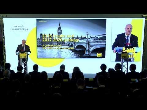 #theEnimodel - Strategy Presentation 2017-2020   Eni Video Channel