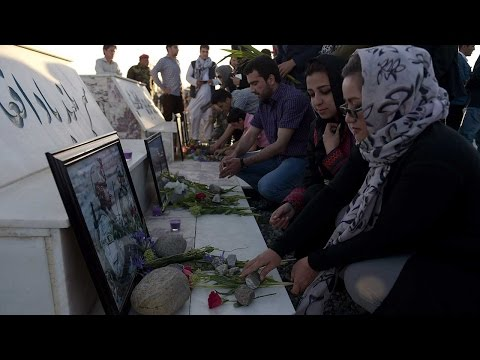 Afghanistan mourns victims of deadly Taliban assault on military base