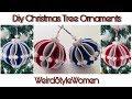 Diy Christmas Tree Toy Balls | Diy Christmas Tree Ornaments | Christmas Decoration Idea🎄