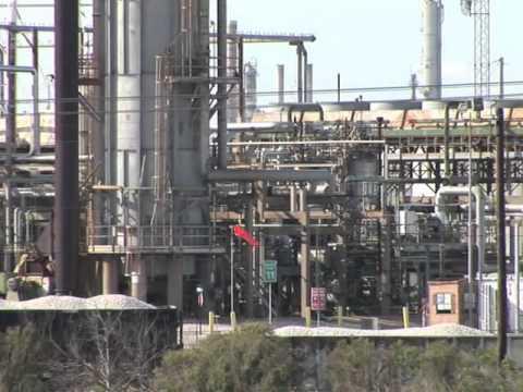 America's oil refinery