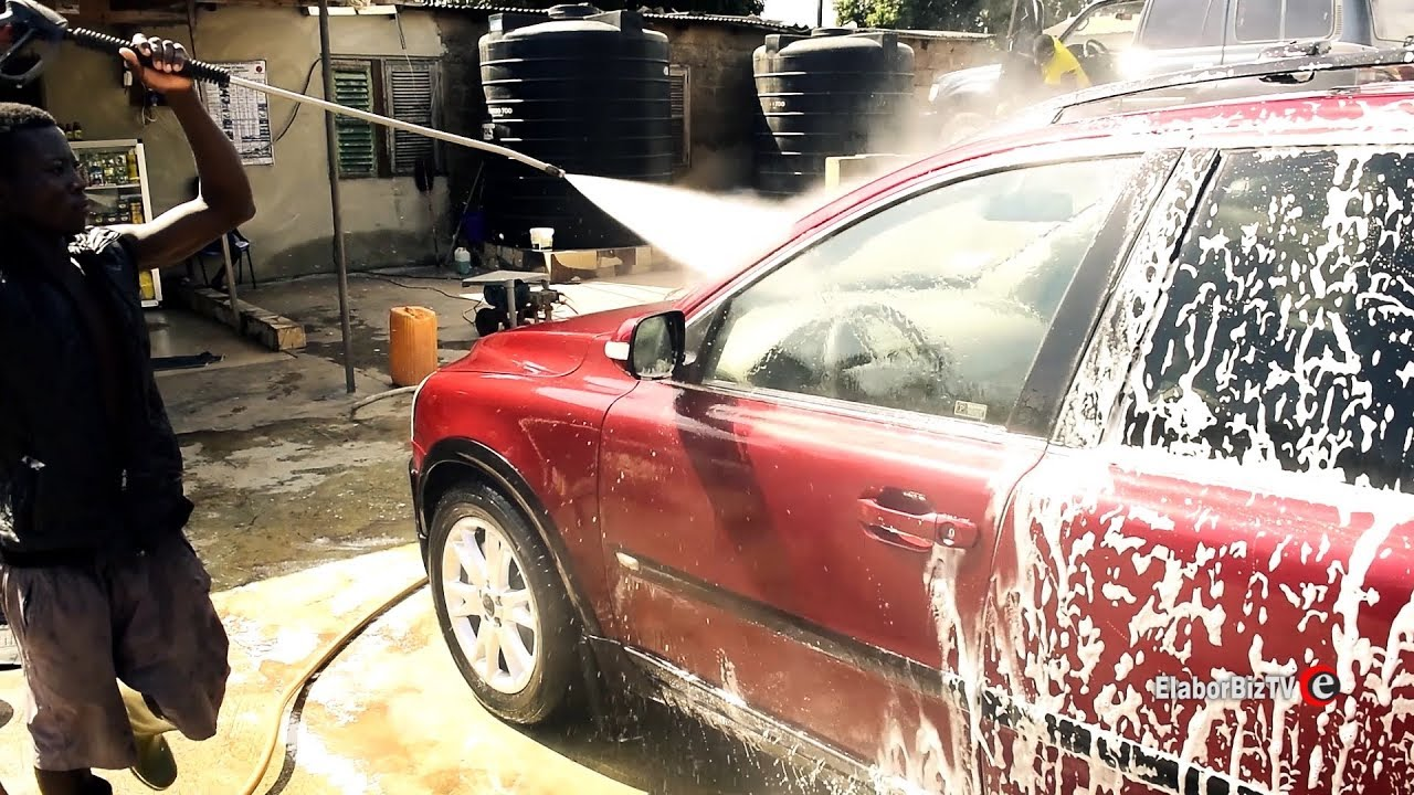 10 Steps To Start A Car Wash Business In Nigeria Ghana
