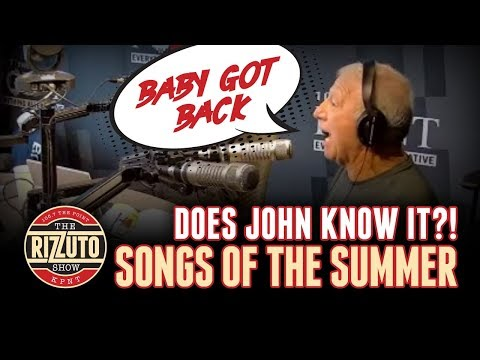 Does John Know It? Hits Of The Summer [Rizzuto Show]