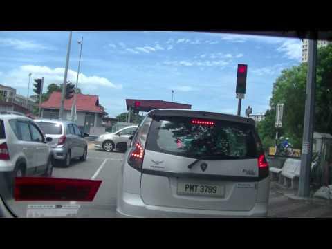 George Town 2 Balik Pulau Town, 1st Avenue Penang Mall, 25 June 2017
