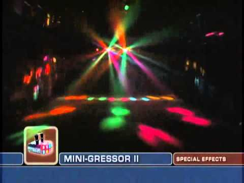 American DJ Lighting demo video 2004
