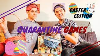 Easter Egg Hunt | Quarantine Games Easter Edition | Will & James