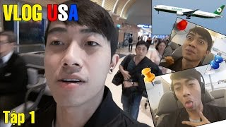 vlog usa part 1   quậy banh my bay