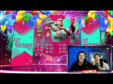 FIFA 19 : FUT BIRTHDAY PACK OPENING ESKALATION !! 🔥🔥🔥