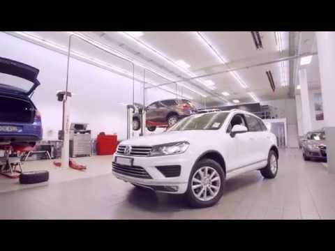 Giltrap Volkswagen Service Centre Experience