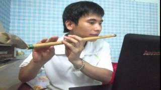 Trách ai vô tình - Hướng dẫn thổi sáo (Cao Trí Minh)