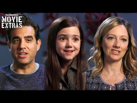 ANT-MAN AND THE WASP | On-set visit with Bobby Cannavale, Abby Ryder Fortson and Judy Greer