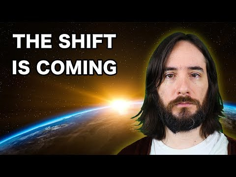 The Great Shift: How Disclosure Will Transform Our World
