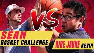 Séan GARNIER vs LE RIRE JAUNE  - Trickshot Basketball - TTC#4 thumbnail