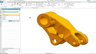 Simcenter 3D Convergent Modeling & 3D Printing 소개영상, NX CAE