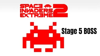 Space invaders extreme 2: Stage5 Boss