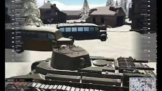 Просто класна ковзанки на БТ-7 I War Thunder I