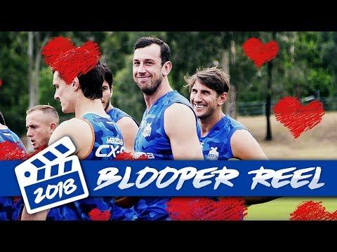 North Melbourne Blooper Reel - 2018