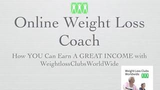 Weight Loss Coach Certification weightlossclubsworldwide Weight Loss Coach Jobs