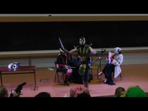 related image - Nihon Breizh Festival 2017 - Cosplay Dimanche - 03 - Cross Over - Les méchants anonymes