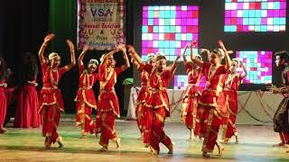 Rythem Dance | Performance of Class 9th Annual Function 2019 VIDYA ...