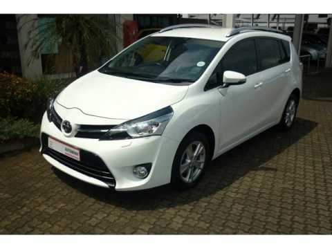 2014 Toyota Verso 18 Tx Auto For Sale On Auto Trader South Africa