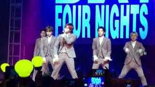 B1A4 [4 Nights In The US: L.A.] - Nightmare (악몽)