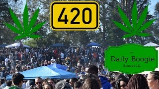 4-20 Hippie Hill San Francisco 2016-The Daily Boogie Ep.111 (event)