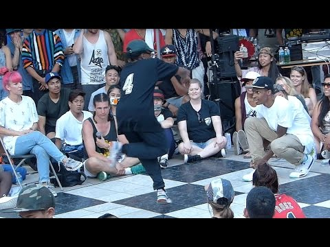 Hip Hop Finals  - Vancouver Street Dance Festival 2016 - VSDF 2016