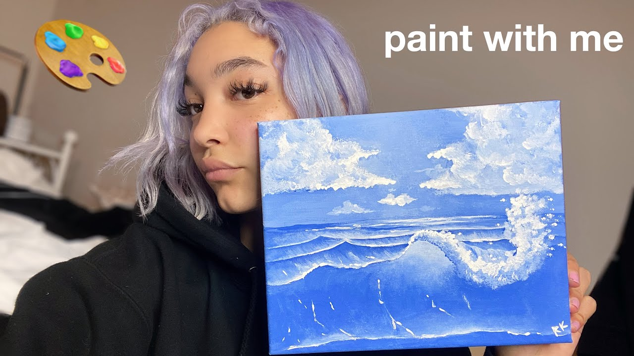 paint with me *:・゚✧*: | ft  Momoski Art
