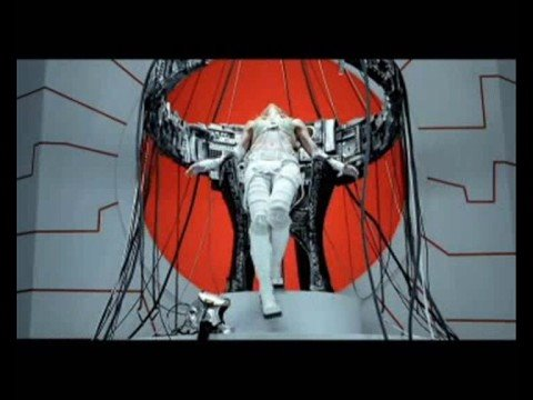 Ruslana - Wild Energy - english clip (2006)
