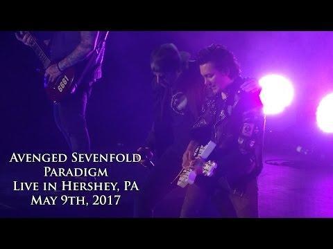 Avenged Sevenfold - Paradigm (Live in Hershey 5/9/17)