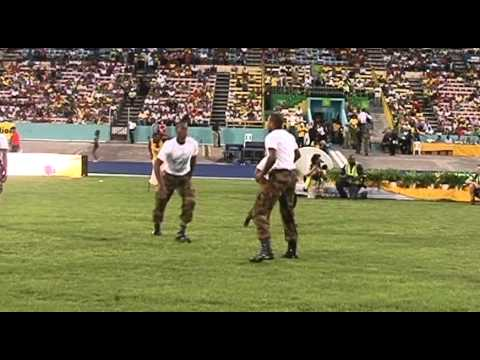 Jamaica Defence Force Display Team