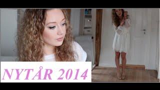 Mit Nytårslook 2014 | Rose Gold Bling Thumbnail