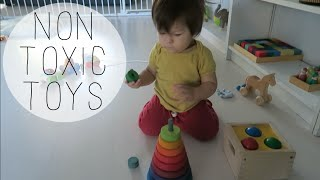 my 1 year old's toy collection  | ohgeeitsbri