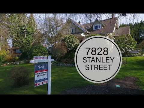 7828 Stanley Street, Burnaby