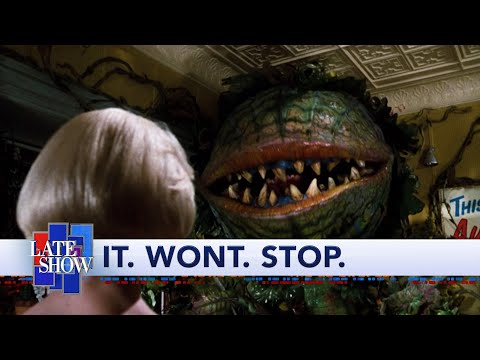 Bigly Shop Of Horrors