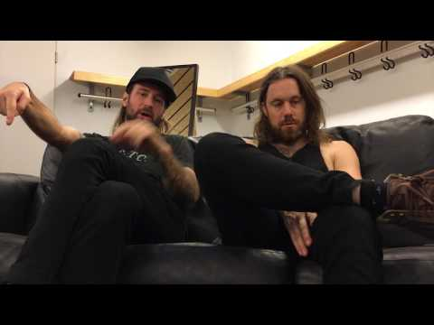 #7 full interview with Monster Truck in the Barclaycard Arena Hamburg