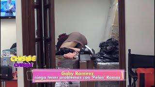 Gaby Ramírez tiene problemas con su productor thumbnail