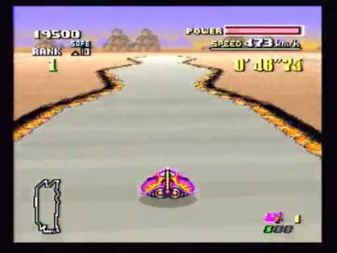 FZERO RED CANYON II 2'14